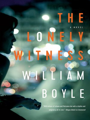 cover image of The Lonely Witness