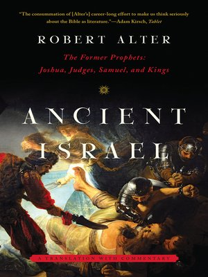cover image of Ancient Israel