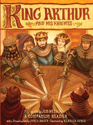 cover image of King Arthur and His Knights