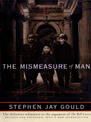 cover image of The Mismeasure of Man (Revised and Expanded)