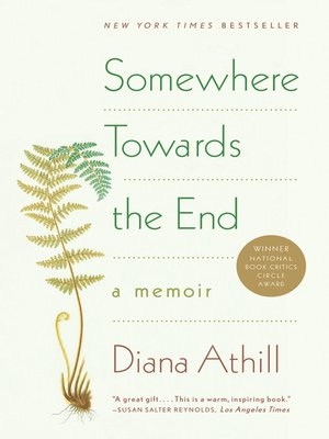 cover image of Somewhere Towards the End