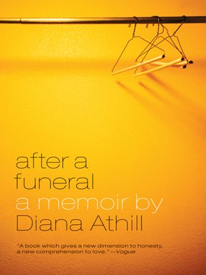 cover image of After a Funeral