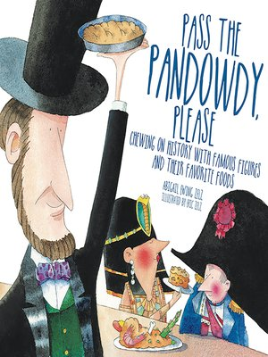 cover image of Pass the Pandowdy, Please