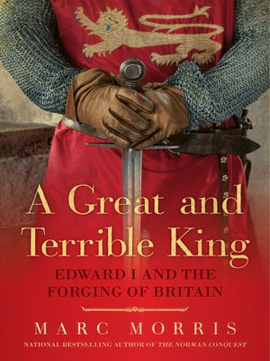 cover image of A Great and Terrible King