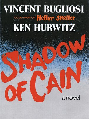 cover image of Shadow of Cain