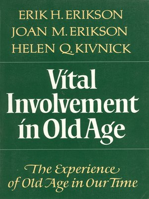 cover image of Vital Involvement in Old Age
