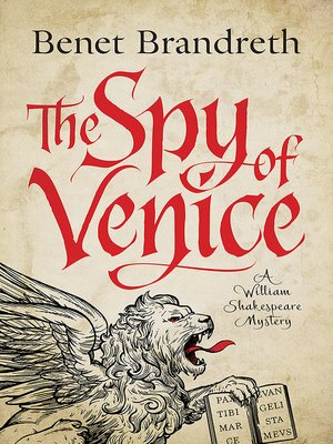 cover image of The Spy of Venice