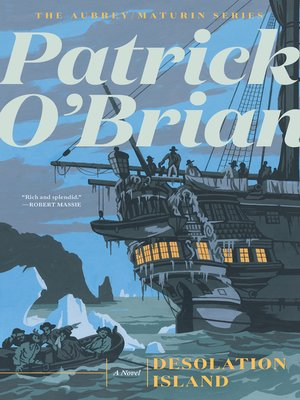 cover image of Desolation Island (Volume Book 5)  (Aubrey/Maturin Novels)
