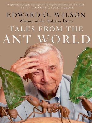 cover image of Tales from the Ant World