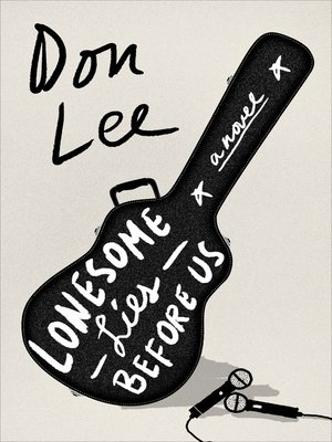 cover image of Lonesome Lies Before Us