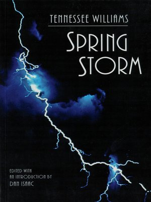 cover image of Spring Storm