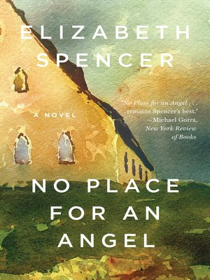 cover image of No Place for an Angel
