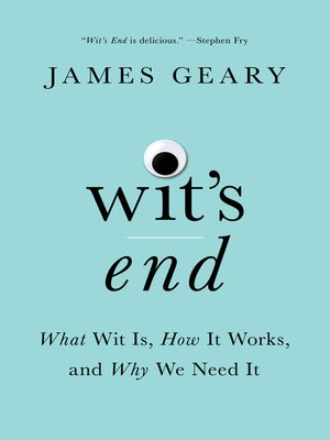 cover image of Wit's End