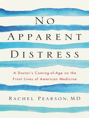 cover image of No Apparent Distress