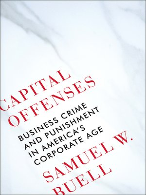 cover image of Capital Offenses