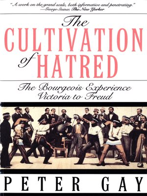 cover image of The Cultivation of Hatred