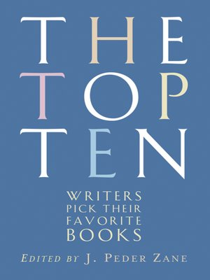 cover image of The Top Ten