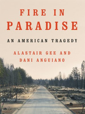 cover image of Fire in Paradise