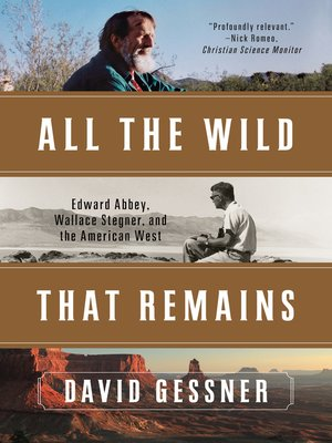 cover image of All the Wild That Remains
