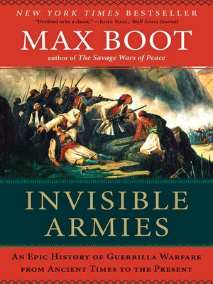 cover image of Invisible Armies