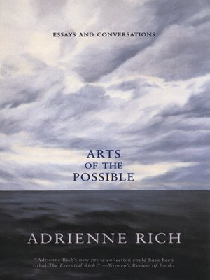 cover image of Arts of the Possible