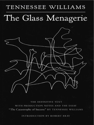 cover image of The Glass Menagerie