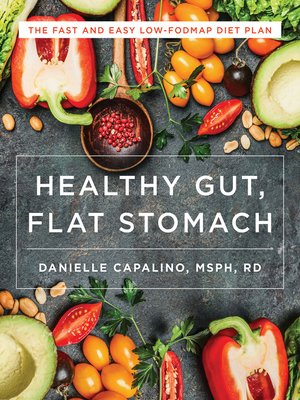cover image of Healthy Gut, Flat Stomach