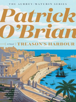 cover image of Treason's Harbour (Volume Book 9)  (Aubrey/Maturin Novels)