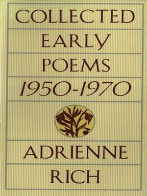 cover image of Collected Early Poems