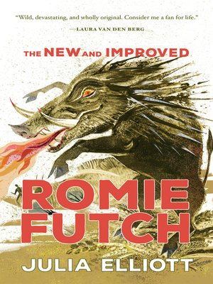 cover image of The New and Improved Romie Futch