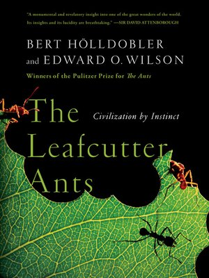 cover image of The Leafcutter Ants