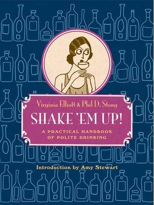 cover image of Shake 'Em Up!