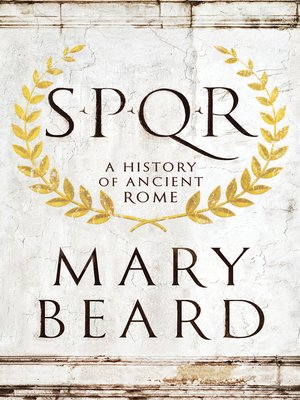 cover image of SPQR