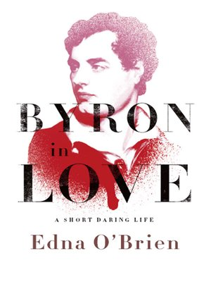 cover image of Byron in Love