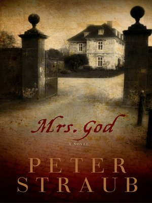 cover image of Mrs God