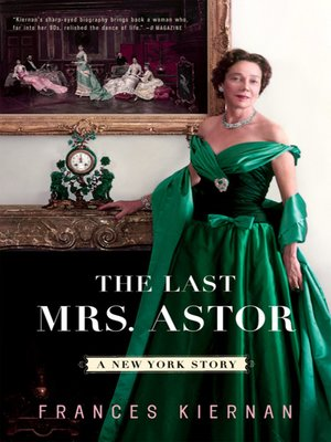 cover image of The Last Mrs. Astor