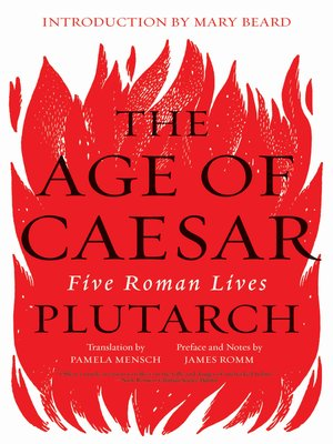 cover image of The Age of Caesar
