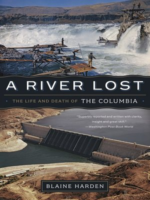 cover image of A River Lost