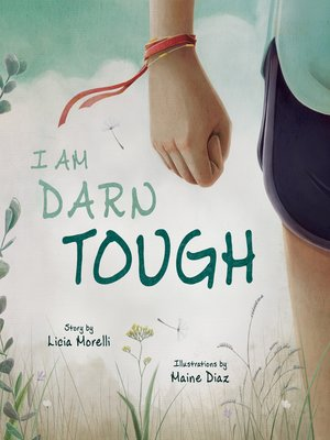 cover image of I Am Darn Tough