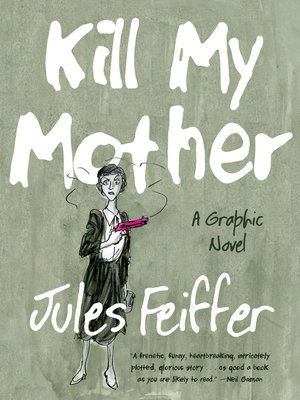 cover image of Kill My Mother