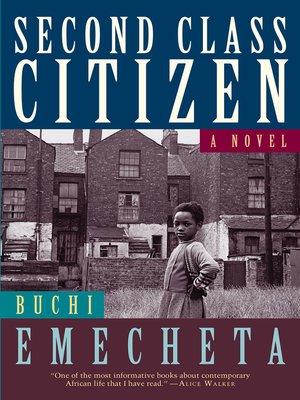 second class citizen buchi emecheta ebook