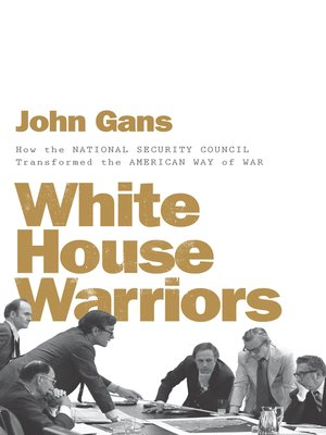 cover image of White House Warriors