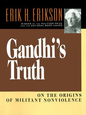 cover image of Gandhi's Truth