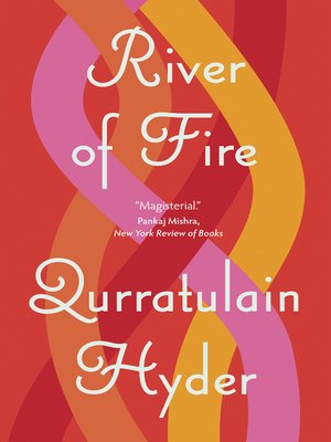 cover image of River of Fire