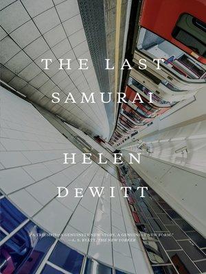 cover image of The Last Samurai