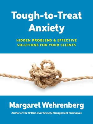 cover image of Tough-to-Treat Anxiety