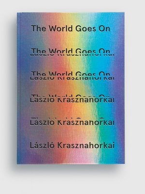 cover image of The World Goes On