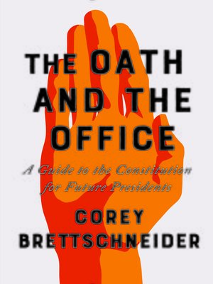 cover image of The Oath and the Office