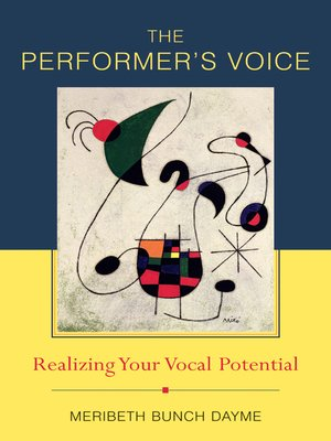 cover image of The Performer's Voice