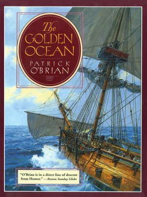 cover image of The Golden Ocean